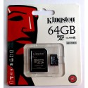 KINGSTON MICRO SD 64GB
